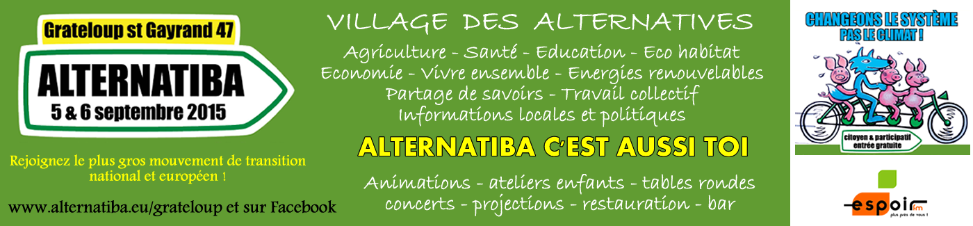 PUB ALTERNATIBA